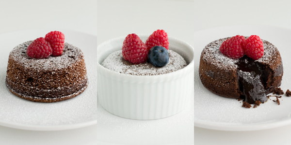 Lava Cake Recipe Without Ramekins