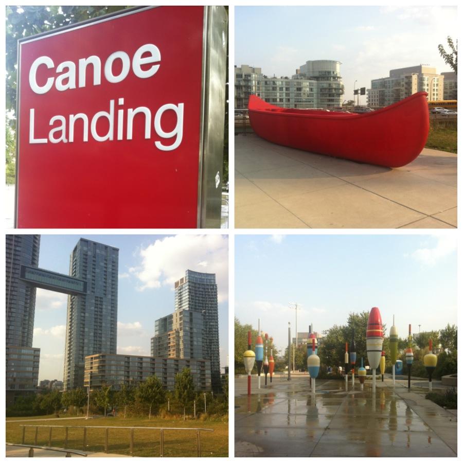 canoeLanding