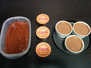 chocolate pudding taste panel