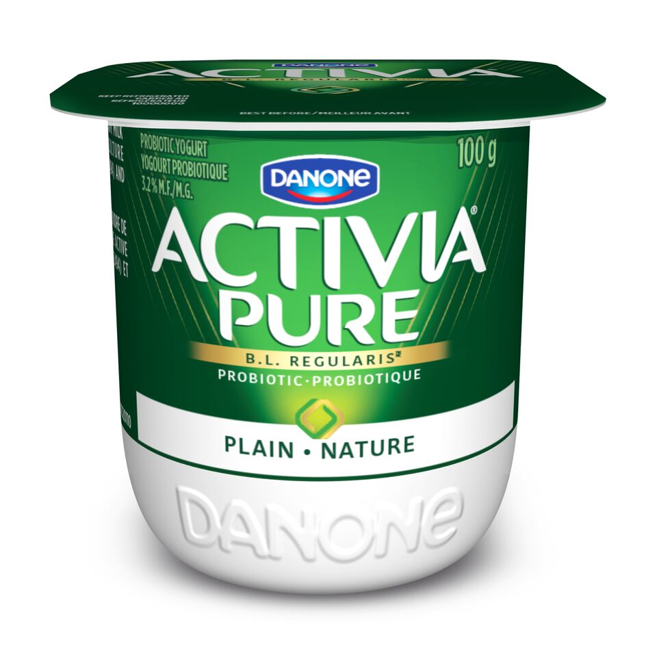 Activia Pure Yogurt